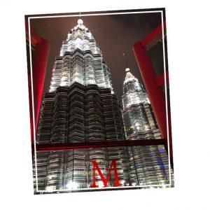 Uitzicht op de Petronas Towers