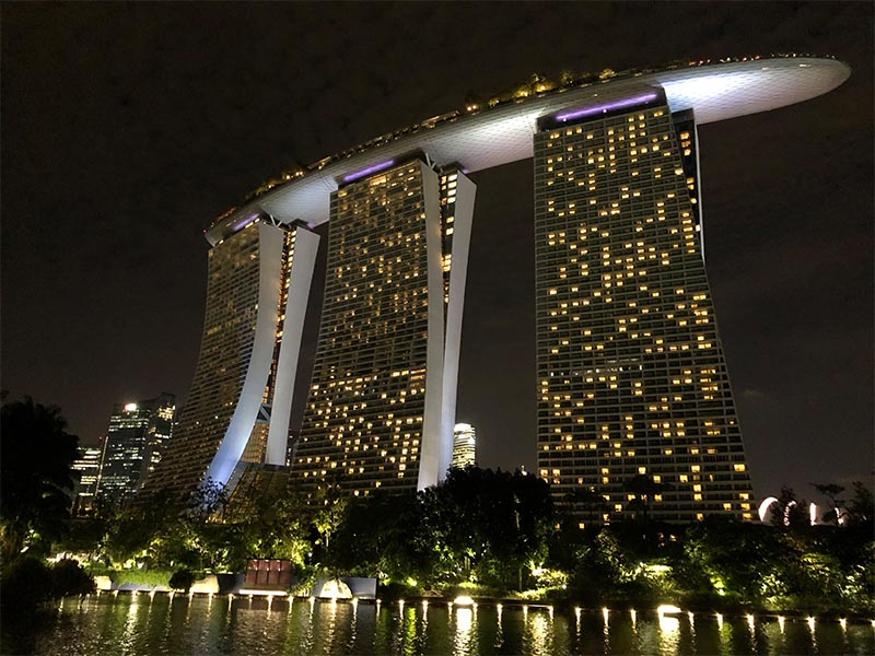 Singapore Marina Bay Sands