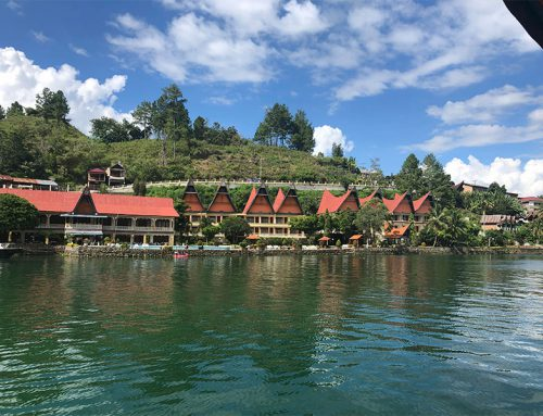 Mini holiday in Lake Toba on the island of Sumatra