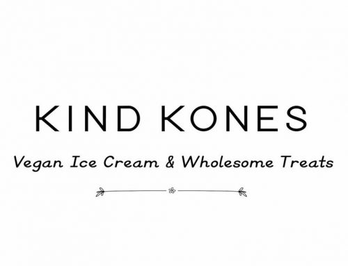 Healthy ice cream? Try a scoop of 'Almond Brittle Fudge' at Kind Kones