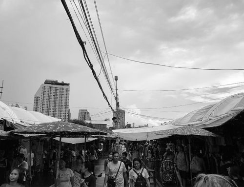 De Chatuchak Weekend Market in Bangkok