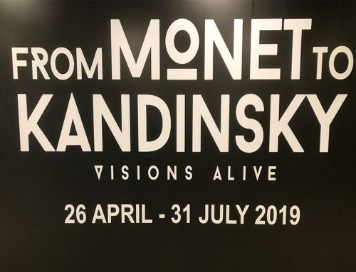 From Monet to Kandinsky in River City Bangkok