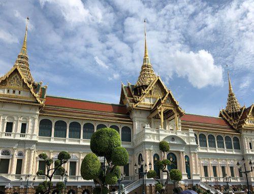 The Grand Palace in Bangkok, een kijkje in het huis van de koning