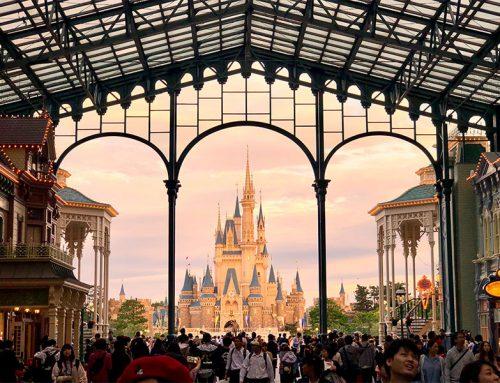 Disneyland Tokyo: attractions, parades and clean toilets
