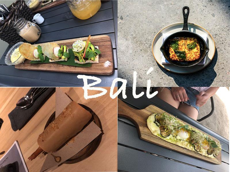 Restaurants Bali