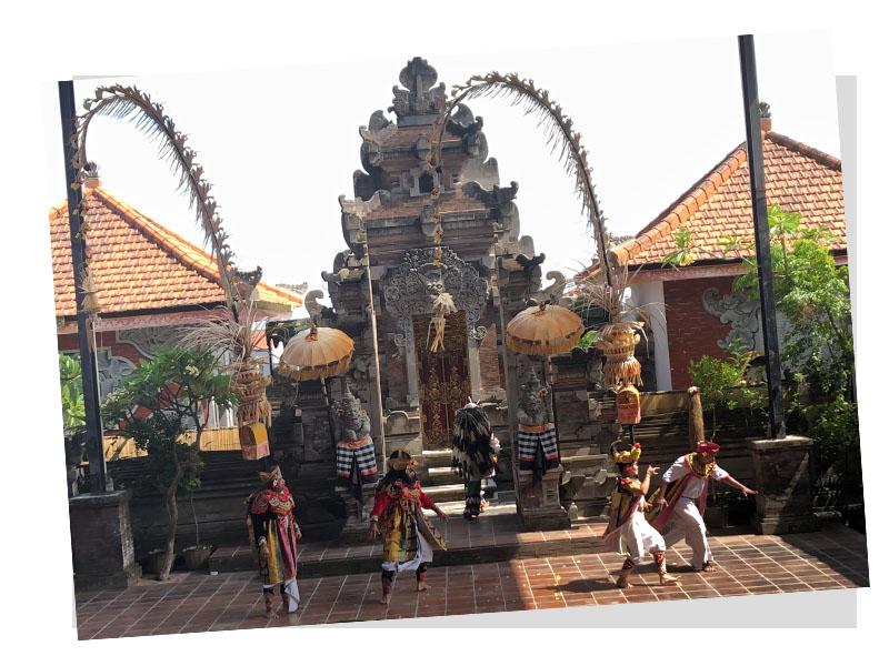 Balinese dance, Bali