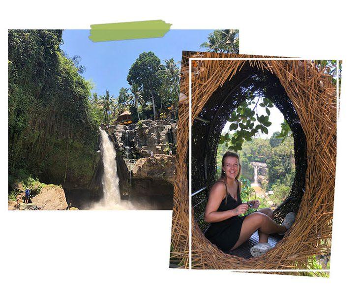 Tegenungan Waterval, Bali