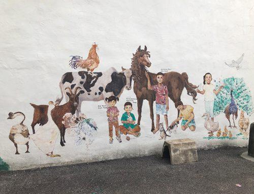 Ipoh de Maleisische stad met goed eten, street art en koloniale gebouwen