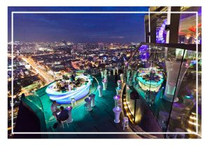 Chill rooftopbar Ho Chi Minh