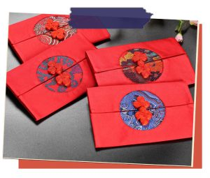 Ang par gifts during Chinese New Year