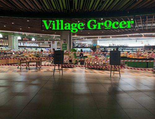 De supermarkt; het uitje van de week tijdens MCO