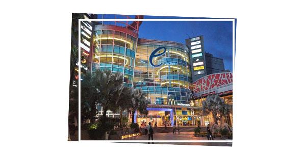Shoppingmall ECurve