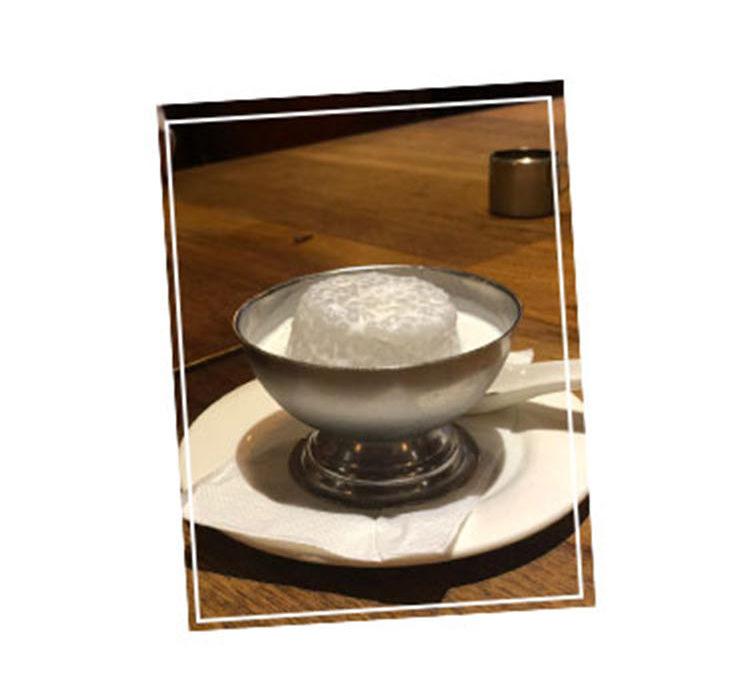 Sago Gula Melaka dessert from Old China Cafe