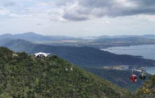 The Skycab in Langkawi