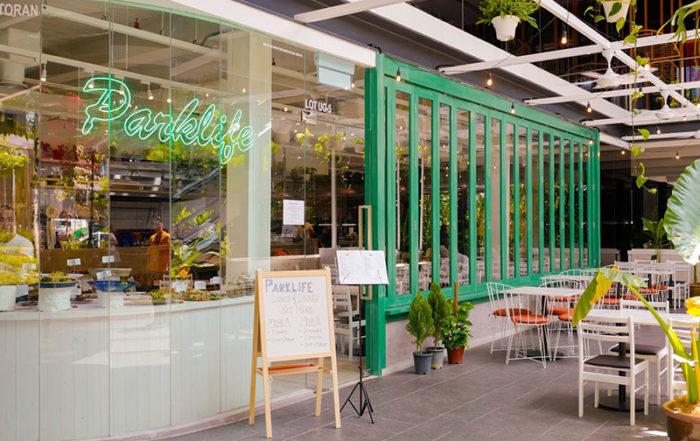 Restaurant Parklife in The Sphere