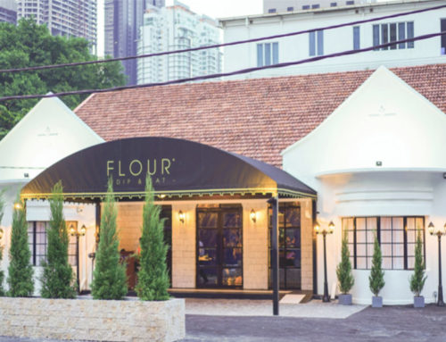 Dinner date review: FLOUR restaurant in Imbi