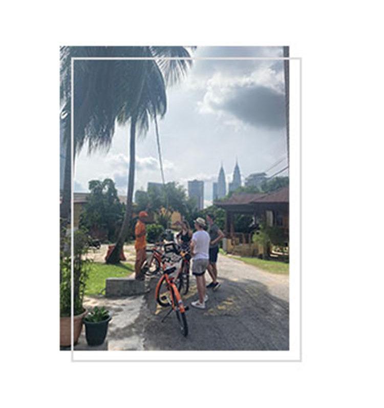 Malaysia Kuala Lumpur in Kampung Baru