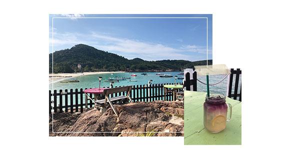Redang Island Moon restaurant