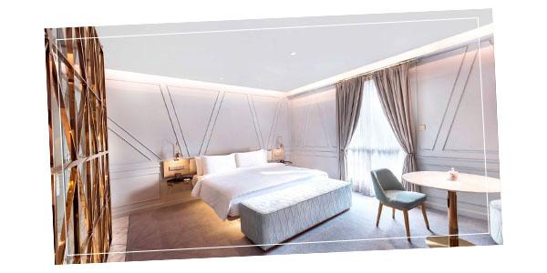 Hotelroom in The Prestige in Penang