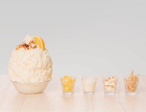 Dessert date review: Kakigori in Kaki Yuki dessert bar