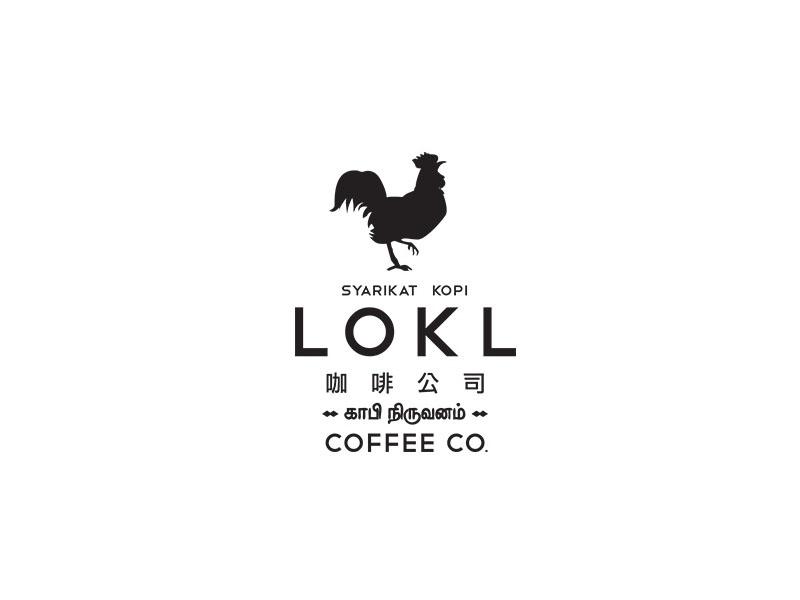 Logo Lokl coffee co