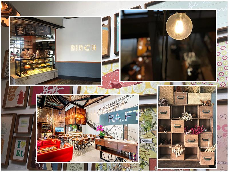 Lunch restaurants in Kuala Lumpur
