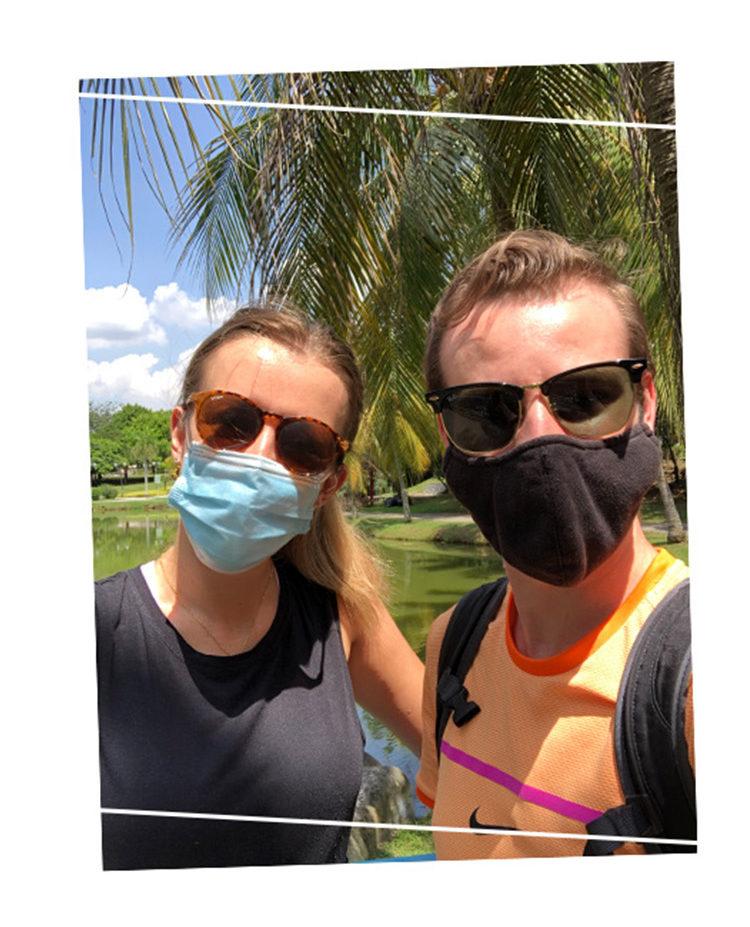 Outdoors masks