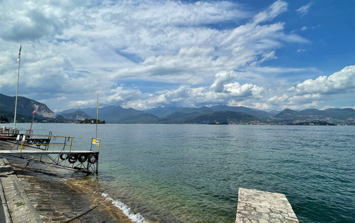 Stresa view Italy