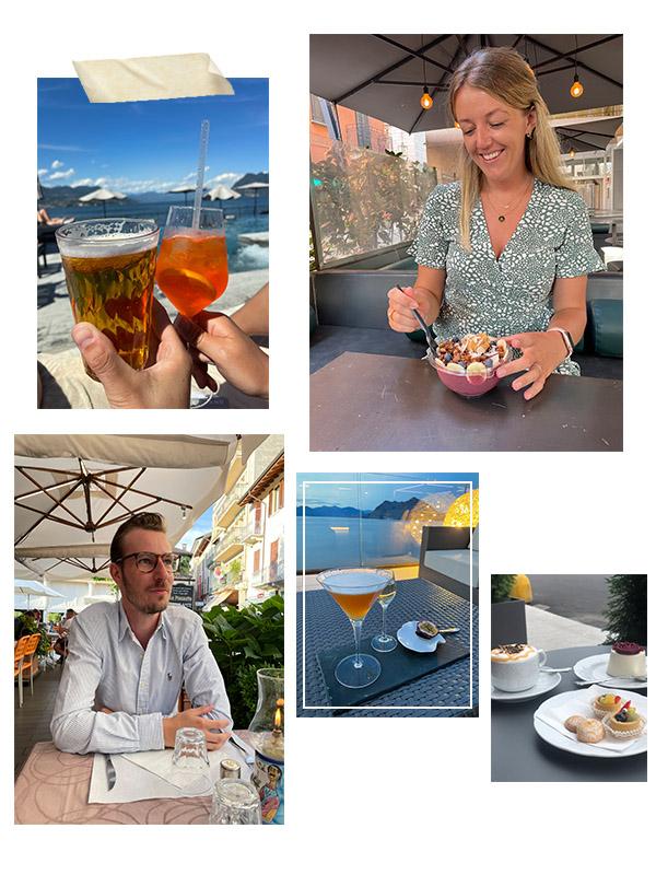 Best restaurants in Stresa Lago Maggiore