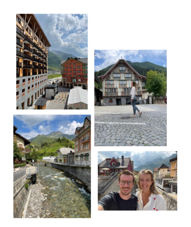 Village of Andermatt