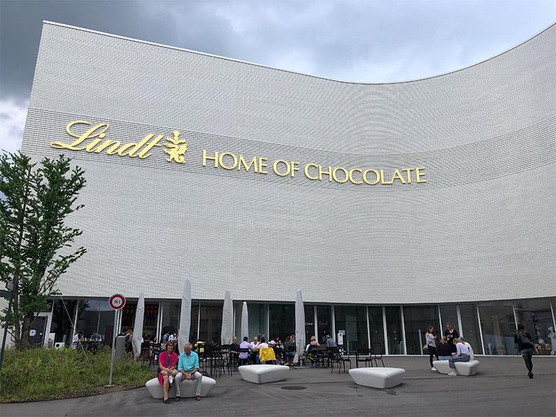 Lindt museum Kirchberg